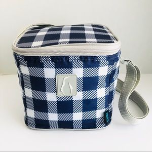 Insulated lunch bag by Cube